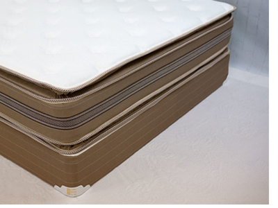 The Granduer mattress available at Moor's Mattress in Dallas, TX.